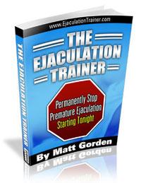 Ejaculation Trainer Book