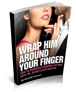 Wrap Him Around Your Finger Book