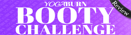 Yoga Burn Booty Challenge Review