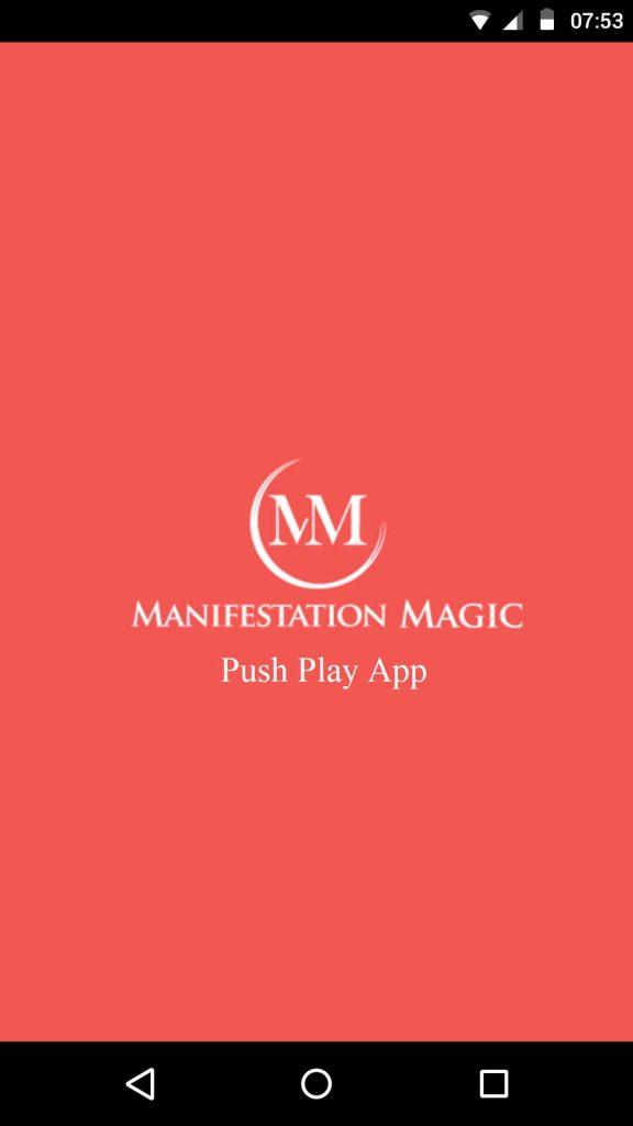 Push Play App