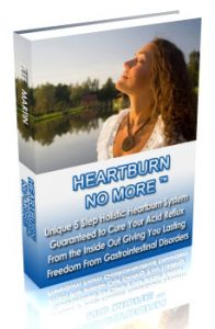 Heartburn No More plan