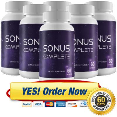 Sonus Complete Natural Ingredients